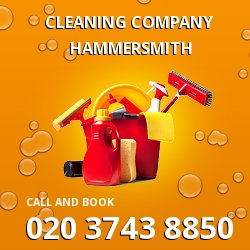 Hammersmith industrial cleaners W12