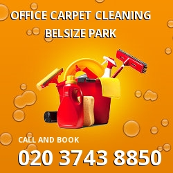 NW3 office maintenance Belsize Park