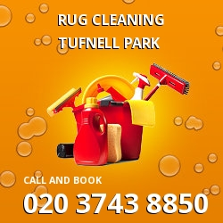 Tufnell Park carpeted floor cleaning N7
