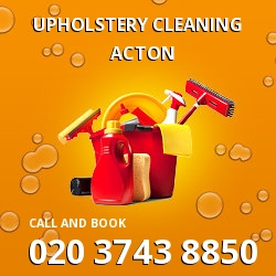 W4 fabrics cleaning services Acton