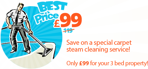 Best Price on London Cleaners