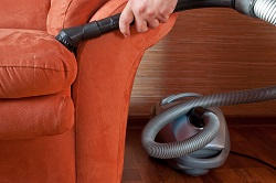 Dry Cleaning Upholstery in London