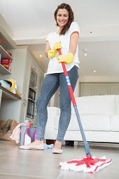 Complete Flat Cleaning in London