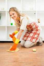 Wooden Floor Cleaners West London