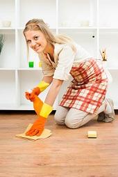 Wooden Floor Cleaners West London