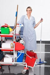 Building Cleaners in London